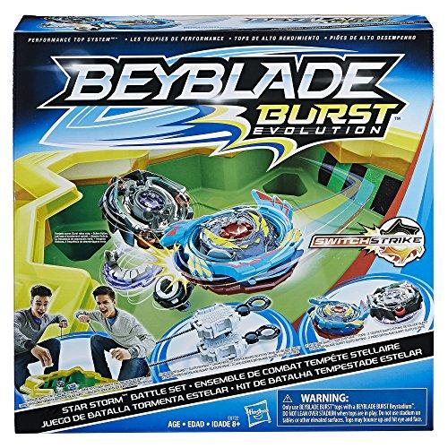 Beyblade Burst Evolution Star Storm Battle Set (Amazon Exclusive)