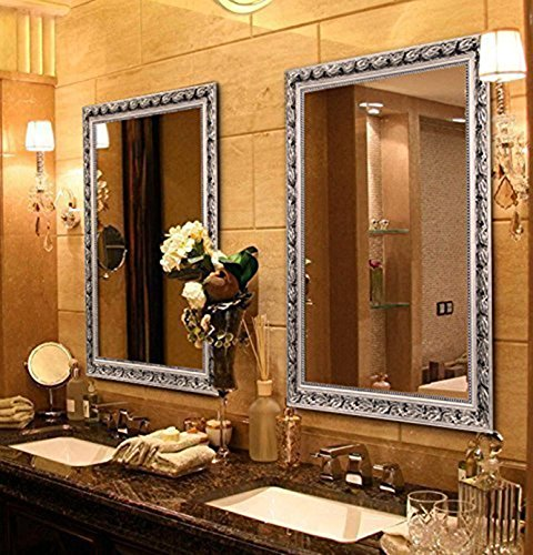 Large Rectangular Bathroom Mirror,...