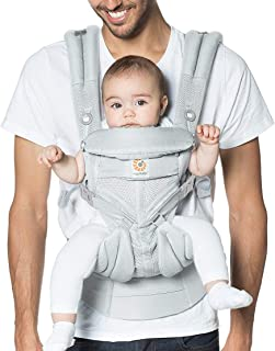 Ergobaby Omni 360 All-Position Baby Carrier for Newborn to Toddler with Lumbar Support..
