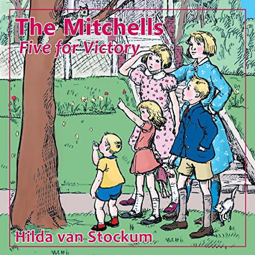 Five for Victory: The Mitchells, Book 1