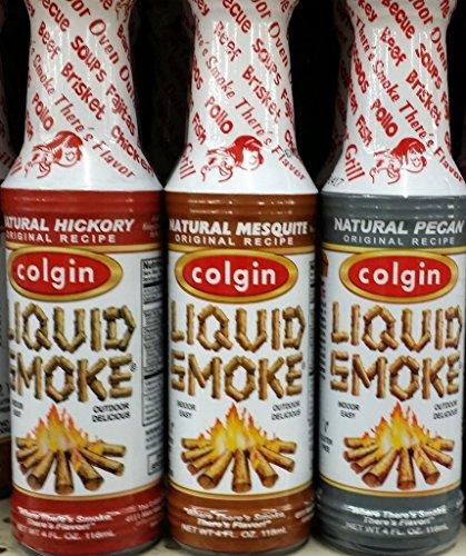 Colgin Liq Smoke Pecan
