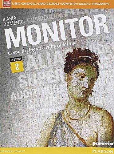 Monitor lezioni. Per i Licei. Con e-book. Con espansione online: 2