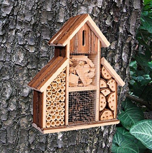 Hôtel en bois pour insectes - Heritage Fix 2630