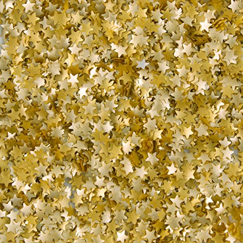 Gold Stars Sprinkles