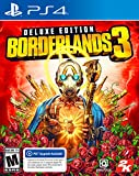 Borderlands 3 Deluxe Edition Playstation 4 (Video Game)