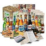 Bières du monde (12 bouteilles) spécialités internationales de bière à...