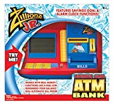 Zillionz Jr. Deluxe ATM Savings Bank, Standard Packaging