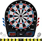 Viper by GLD Products 777 Electronic Dartboard Sport Size Over 40...