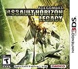 Ace Combat Assault Horizon Legacy - Nintendo 3DS (Video Game)