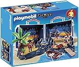 Playmobil - A1502642 - Jeu De Construction - Valise Ile Au Trésor Des...