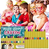 HENMI Pinturas Cara para Niños, Seguridad no tóxica Pintura Facial, Pintura Cara para...