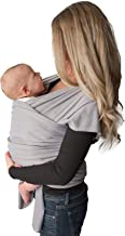 Baby Wrap Carrier, Easy to Put On-Sling, Swaddle Close Comfort – Adjustable..