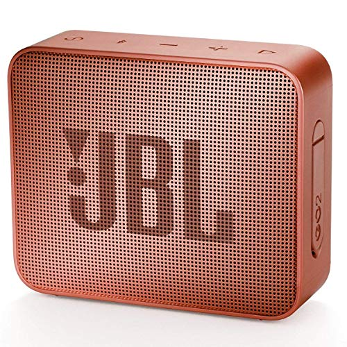 61eG0fTUYJL Wireless Bluetooth streaming - wirelessly stream high-quality sound from your smartphone or tablet. Rechargeable battery - Built-in, rechargeable li-ion battery supports up to 5 hours of playtime. Waterproof design - The IPX7 waterproof housing makes go 2 perfect for worry-free listening by the beach or poolside, or even in it.