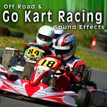 Off Road Race Starting Ambience with Cars Starting up, Idling and Revving and Driving Away in 15 Second Intervals Take 4