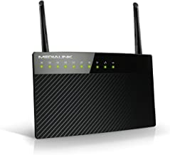 Medialink AC1200 Wireless Gigabit Router – Gigabit (1000 Mbps) Wired Speed & AC..