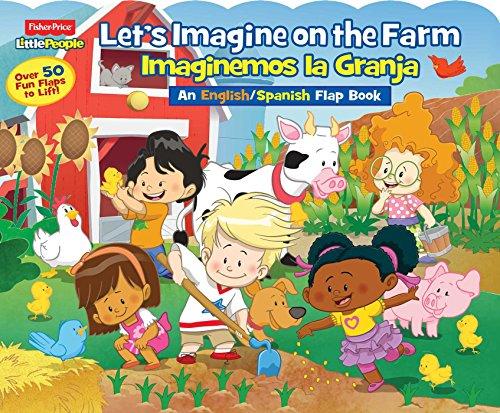 Fisher-Price Little People: Let's Imagine at the Farm/Imaginemos La Granja