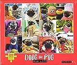 Doug The Pug: Pug Life 1000 Piece Puzzle