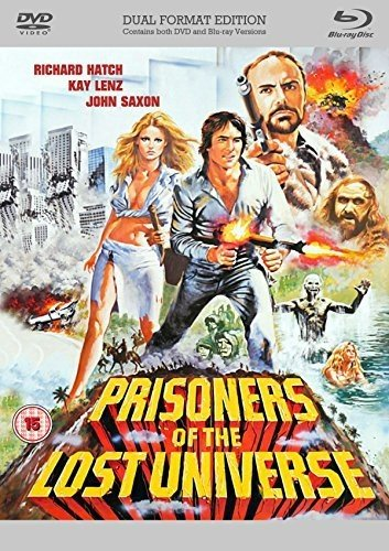 Prisoners of the Lost Universe (Dual Format) [Blu-ray] [UK Import]