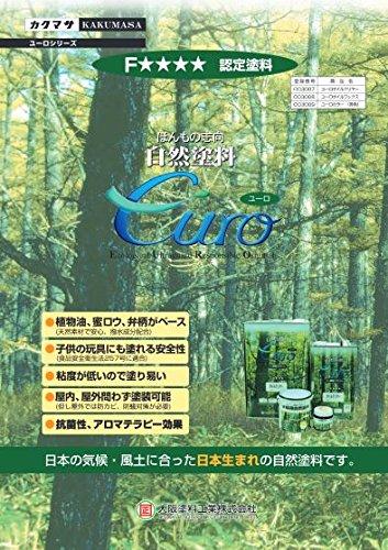 ユーロカラー;ブラック_3.5L大阪塗料工業