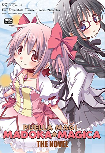 Madoka Magica. The Novel