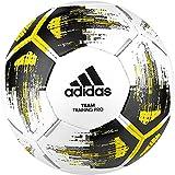 adidas Team Training Pro Ballon d'entraînement Mixte Adulte, White/Solar...