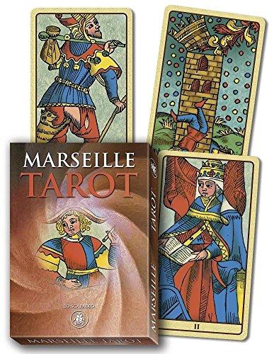 Marseille Tarot Grand Trumps