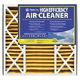 NaturalAire High Efficiency Air Filter, MERV 11, 20 x 25 x 4.5-Inch, 2-Pack
