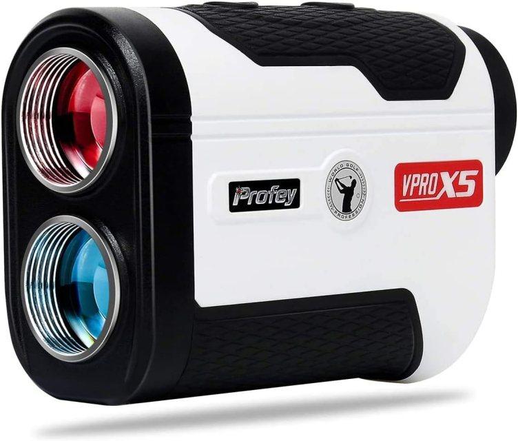 Profey Golf Rangefinder, 1500 Yards Laser Range Finder with Slope
