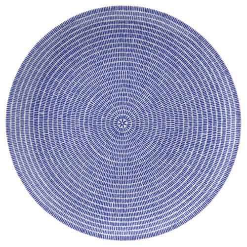 【正規輸入品】ARABIA (アラビア) 24h アベック プレート Avec Blue 26cm