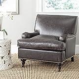 Safavieh Mercer Collection Ella Grey Club Chair