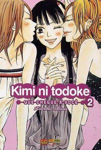 Kimi ni todoke #1: que chegue a você