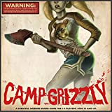 Ameritrash Games Camp Grizzly - A Survival Horror Board Game