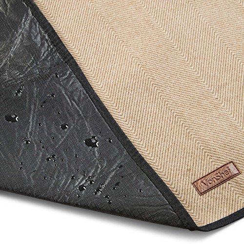 VonShef Picnic Blanket - Large 58