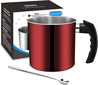 Amazon Com Double Boiler Candle Making Crafting Arts Crafts Sewing