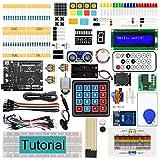 Freenove RFID Starter Kit V2.0 avec Platine V4 (Compatible avec Arduino IDE), 266 Pages Tutoriel détaillé , 198 Articles, 49 Projets,Apprentissage de la...