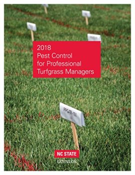 Pest Control for Professional Turfgrass Managers 2018