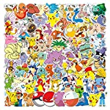 Graffiti Autocollants Pack 100pcs, Cartoon Vsco Pokemon Stickers Vinyles...