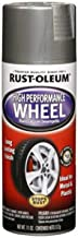 Rust-Oleum 248927 Automotive High Performance Wheel Spray Paint, 11 oz., Steel