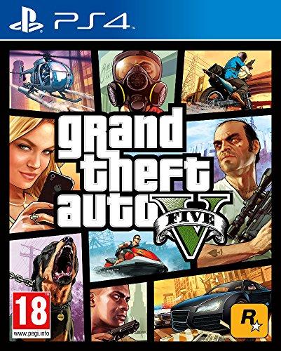 Grand theft Auto V–Het (PS4)
