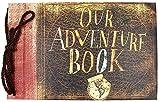 T-HAOHUA Anniversary Photo Album Scrapbook - Our Adventure Book...