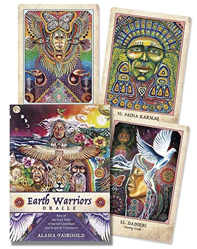 Earth Warriors Oracle: Rise of the Soul Tribe of Sacred...