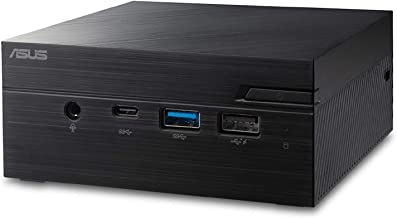 Asus Mini PC PN30-BBE001MV Barebone, AMD Carrizo, Gráficos Radeon R2 Integrados (HDMI, DisplayPort, VGA, WiFi 802.11ac, Bl...
