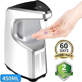 Hand Sanitizer Dispenser, Touchless Soap Dispenser, Automatic Soap Dispenser, Contactless..