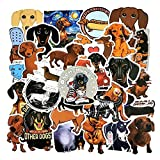 TTBH Pegatinas de Dibujos Animados, calcomanía DIY para portátil, Coche, móvil, álbum de Recortes, Pegatina Impermeable para Coche, 50 unids/Set