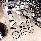 qingqingR 24 Pcs Faux Faux Pieds Ongles Ongles Nail Art Outils Roman Style Cadeau De...