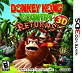 Donkey Kong Country Returns 3D (Video Game)