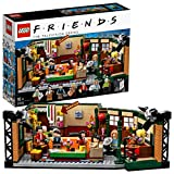LEGO- Ideas Central Perk 25° Anniversario di Friends Set Costruzioni Ispirato alla Leggendaria Sitcom Televisiva, per Tutti Gli Appassionati, 21319
