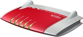 AVM FRITZ!Box 7360 WiFi Router (VDSL/ADSL, WLAN N, 300 MBit/s, DECT Base,  Media Server) Suitable for Germany: Amazon.co.uk: Computers & Accessories