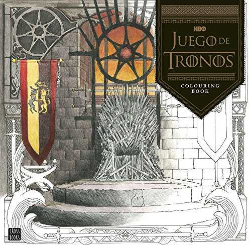 Juego de Tronos. Colouring book (Crossbooks)