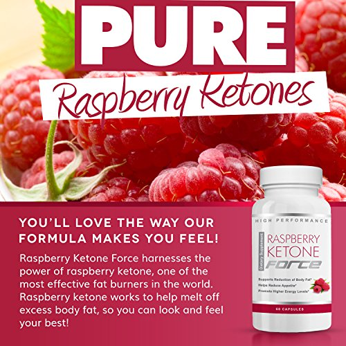 Raspberry Ketone Force and Her Fit Shape 14 Day Detox Tea Bundle - Natural Weight Loss Supplement and Tea Cleanse to Lose Weight - Improve Energy - Reduce Belly Fat and Bloating (2 Items) 7